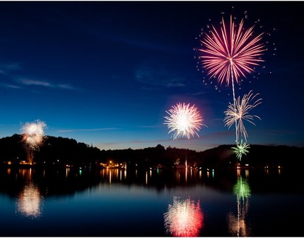Snyders-Lake-Fireworks-9